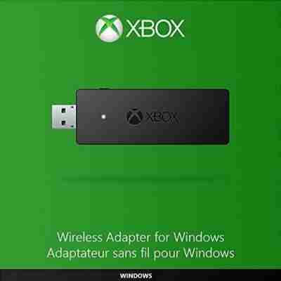 Xbox One Wireless Adapter for PC