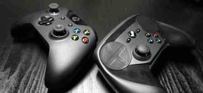 วิธีใช้ จอย Xbox หรือ  Steam Controller แทน เมาส์ กับ คีย์บอร์ด บน Windows