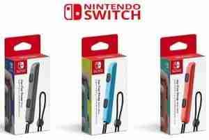Nintendo Switch Joy-Con Strap - สายคล้องข้อมือกันหล่น