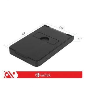 ขนาดของ Nintendo Switch PlayStand กว้างxยาวxสูง