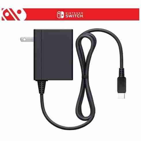 Nintendo Switch AC Adapter กำลังไฟ 5-15 โวลต์ 2.6 แอมป์