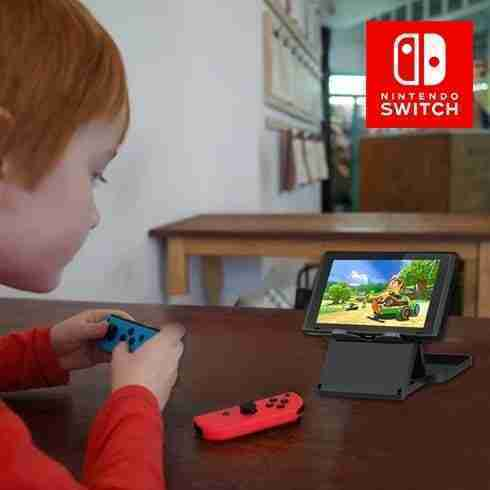 Nintendo Switch PlayStand พกพาสะดวก แข็งแรง น้ำหนักเบา