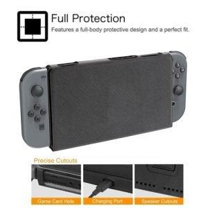ขาย เคส Nintendo Switch Hybrid Cover สำหรับ ปิดหน้าจอ