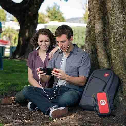 Nintendo Switch Elite Player Backpack กระเป๋าเป้