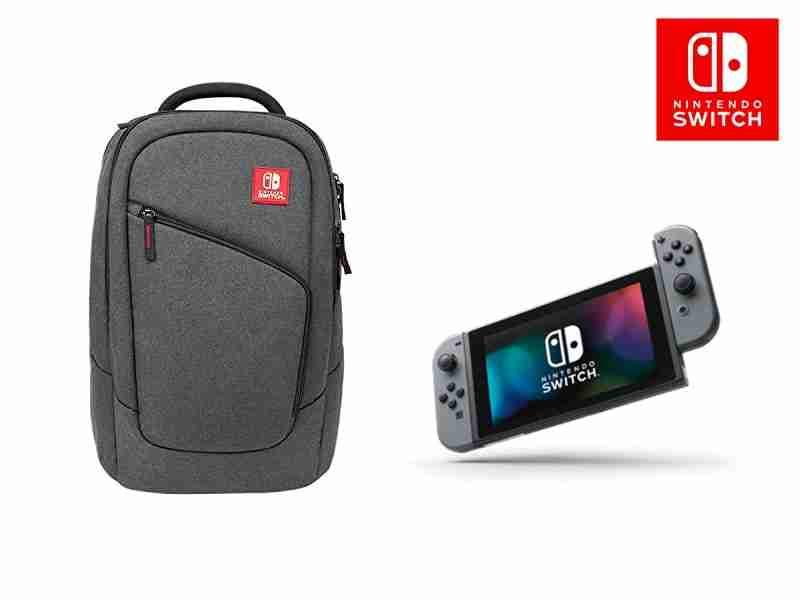 รีวิว กระเป๋าเป้ Nintendo Switch ELITE PLAYER BACKPACK