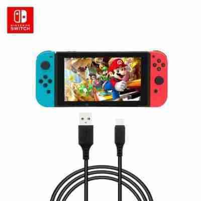 จำหน่าย-ขาย สาย USB Type C สำหรับ Nintendo Switch