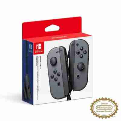 Joy Con Nintendo Switch จอยคอน สีเทา