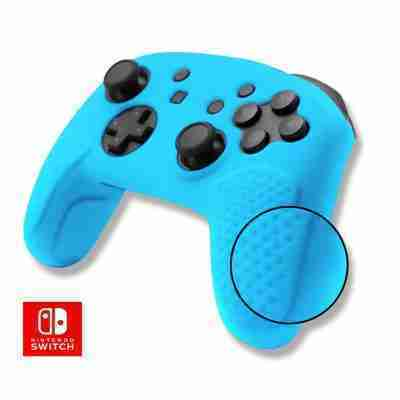 Premium-Silicone-Case-For-Nintendo-Switch-Pro-Controller-BLUE-01