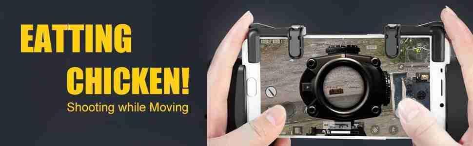 ใหม่ Shooting Tap ตัวช่วยยิงปืน บนเกมมือถือ PUBG