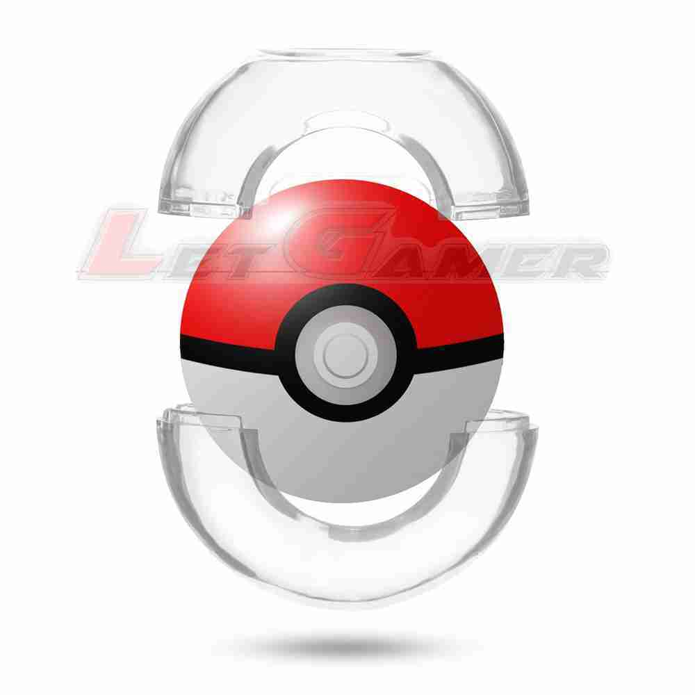 Poke Ball Plus Crystal Protector Case