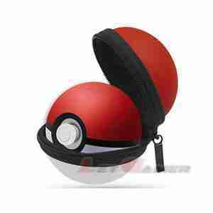 กระเป๋า PokeBall Plus Pokemon Let's Go Pikachu & Eevee