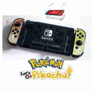 Pokemon Let's Go Pikachu & Eevee Case Nintendo Switch