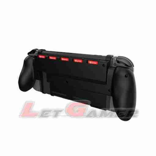 Sparkfox Comfort Grip case Nintendo Switch ปลอดภัยทุกการใช้งาน เมื่อใส่เคส ปกป้องตัวเครื่อง