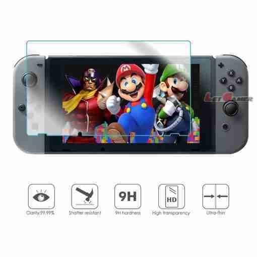 ฟิล์มกระจก Nintendo Switch